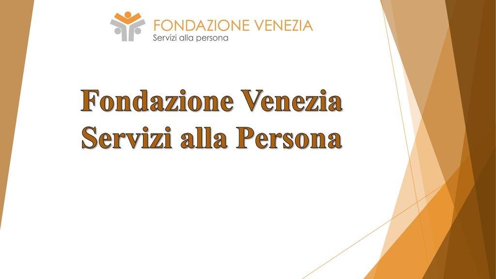FONDAZIONE VENEZIA RICONOSCE UN PREMIO AL PERSONALE DELLE STRUTTURE RESIDENZIALI